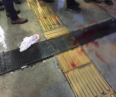 Kurşun yağmuruna tutuldu! Sokak ortasında infaz