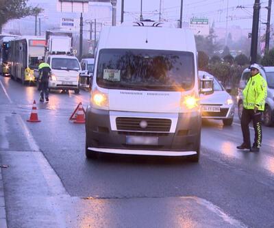 395 okul servisi trafikten men edildi
