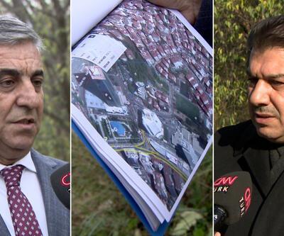 İBB'de AK Partili ve CHP'li üyeler arasında yeşil alan polemiği