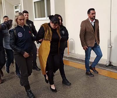 'Hanımağa' tutuklandı