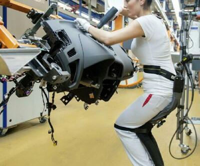 ABD dış iskelet teknolojisine çok ciddi yatırımlar yapıyor