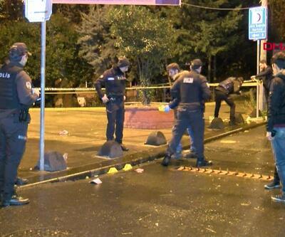 Motosikletli saldırganlar kurşun yağdırdı