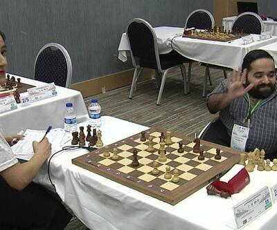 4 kıtadan satranççılar yarıştı
