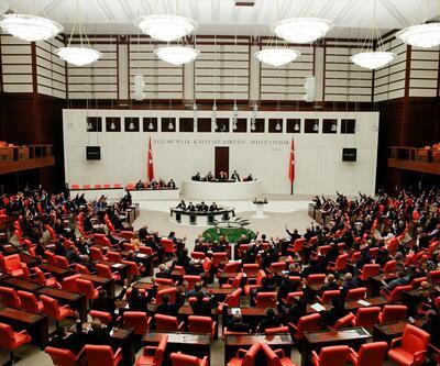 Libya ile Akdeniz mutabakatı Meclis'te