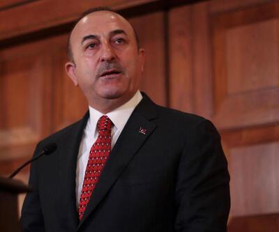 Son dakika... Bakan Çavuşoğlu'ndan Libya açıklaması