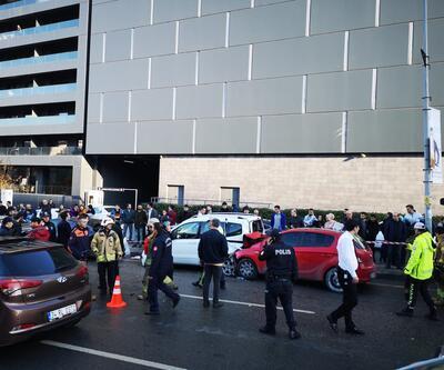 Otomobil park halindeki araçlara daldı: 5 yaralı