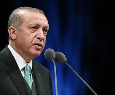 Cumhurbaşkanı Erdoğan: Burada Sevr'in aslında ters yüz edilmesi var