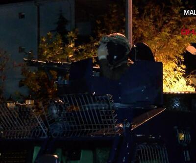 Malatya'da şüpheli şahıs alarmı