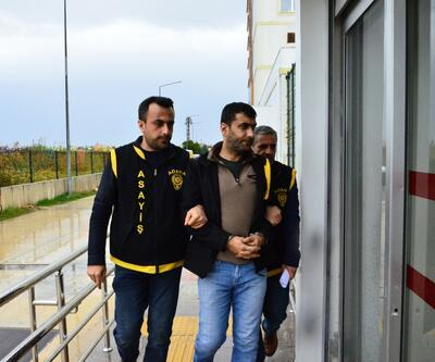 Cezaevi firarisi mahkum yakalandı
