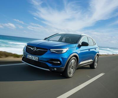 Opel 2020'ye yeni model desteği ile giriyor