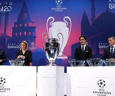 UEFA Şampiyonlar Ligi son 16 eşleşmeleri belli oldu