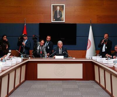 Son dakika... Libya ile askeri işbirliği anlaşması komisyonda kabul edildi