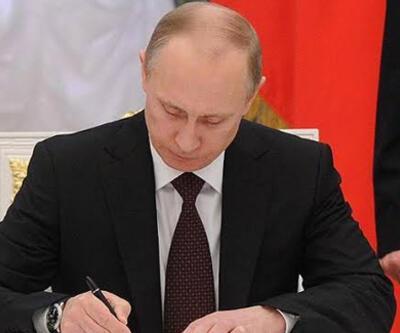 Putin imzayı attı! Hapis ve para cezası verilecek