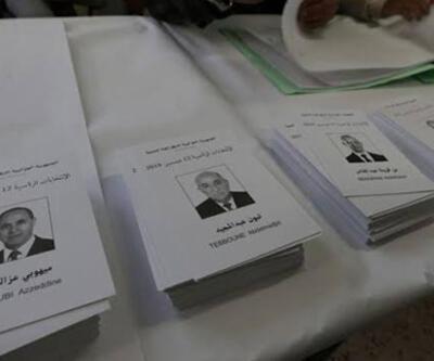 Cezayir'de cumhurbaşkanlığı seçimi nihai sonuçları açıklandı