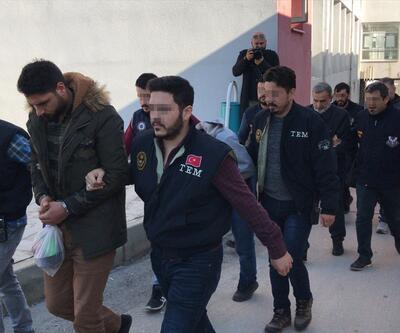 DEAŞ operasyonunda bir kişi tutuklandı, 5 kişi sınır dışı edildi