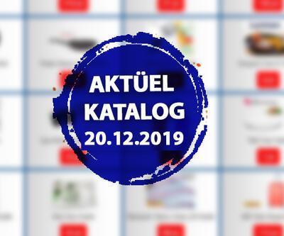 20 Aralık 2019 BİM aktüel kataloğu ve indirimli ürünler listesi