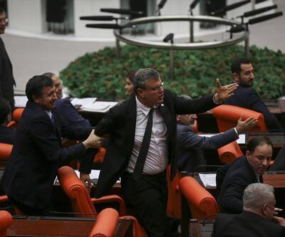 Meclis'te 2020 bütçe görüşmeleri sırasında gerginlik!
