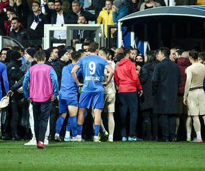 Olaylı maçın ardından Galatasaray'dan açıklama