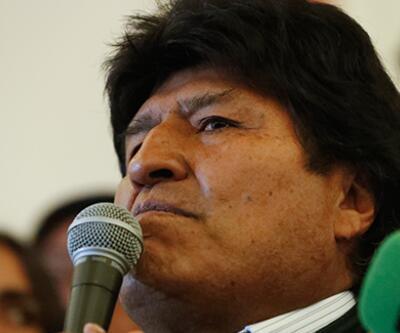 Morales için yakalama kararı