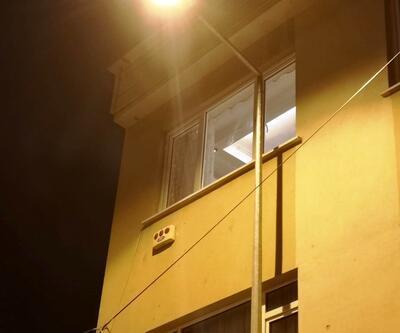 Kimliği belirsiz kişiler apartmana kurşun yağdırdı