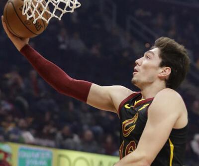 Cedi 18 sayı attı Cavaliers kazandı