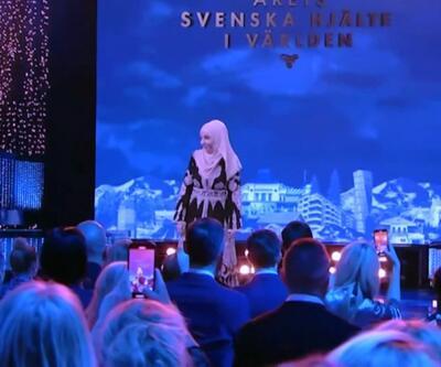 İsveç'in kahramanı Suriyeli İsra oldu