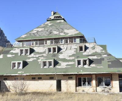 Uzan'ın harabeye dönen oteli satıldı