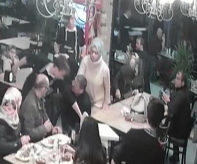 Restoranda dövülen genç konuştu