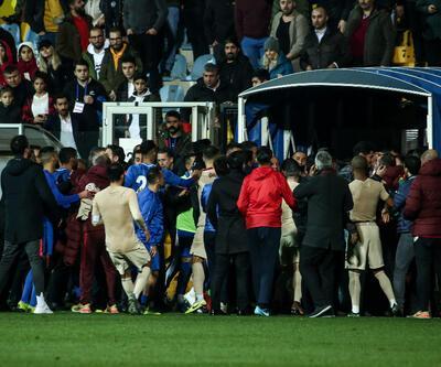 Tuzlaspor ve Galatasaray'dan PFDK'ya sevk edilen isimler açıklandı