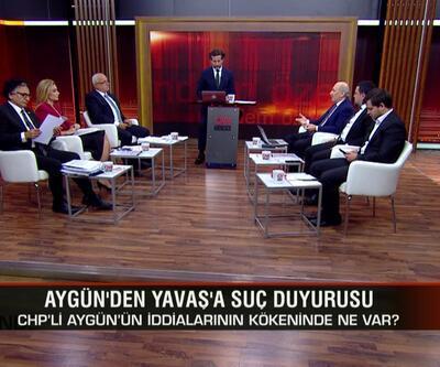 Sinan Aygün ve Mansur Yavaş arasındaki rüşvet iddialarının kökeninde neler var? Gündem Özel'de tartışıldı