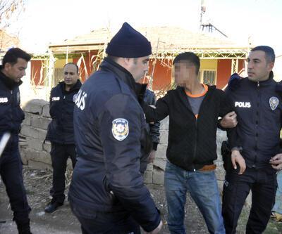Konya'da çalındı Karaman'da bulundu