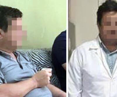 Tuvalate gizli kamera yerleştirip 2 kız öğrenciyi görüntüleyen doktor gözaltına alındı