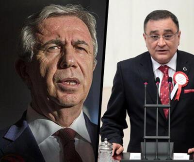 Mansur Yavaş'tan Sinan Aygün'e suç duyurusu