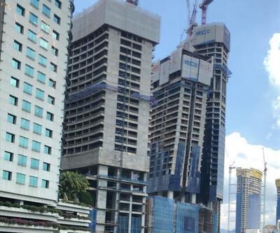 Malezya'da paniğe neden olan inşaat