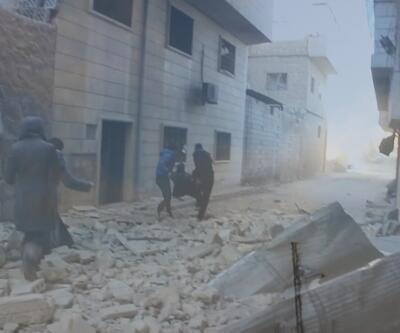İdlib'den sınıra göç hızlandı