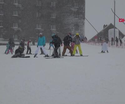 Geç gelen kar rezervasyonu azalttı