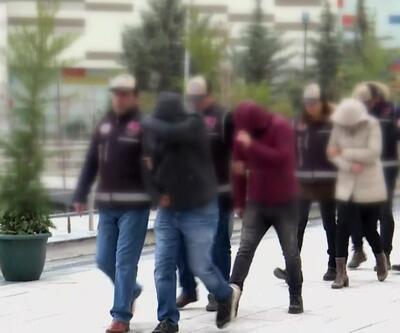 35 itirafçı 600'e yakın örgüt üyesini deşifre etti