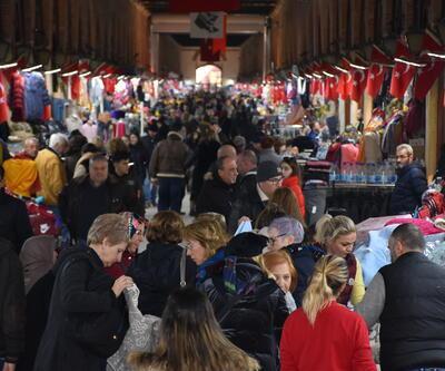 Edirne'de Noel turizmi dövizleri artırdı