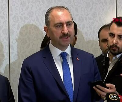 Adalet Bakanı'ndan Kanal İstanbul açıklaması