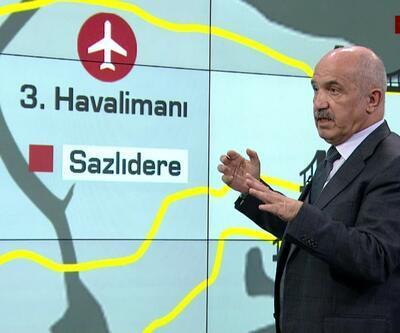 Kanal İstanbul projesinde Terkos'a tuzlu su karışacak mı?