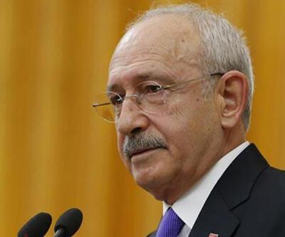 CHP Genel Başkanı Kılıçdaroğlu'ndan 'Kanal İstanbul' paylaşımı