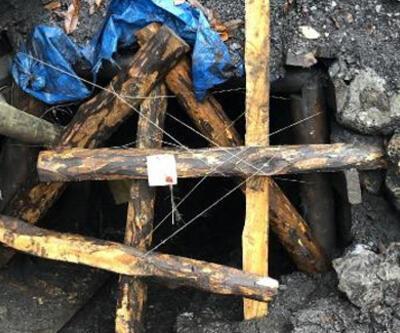 2 işçinin hayatını kaybettiği kaçak maden ocağı mühürlendi