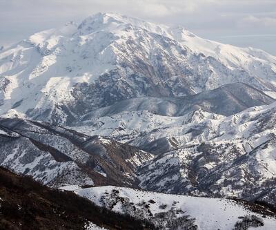 Doğa karla kaplanınca eşsiz güzellikler ortaya çıktı