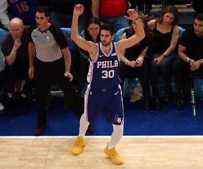 NBA'de Türk derbisini Furkan kazandı