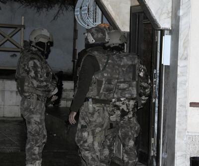 Konya'da DEAŞ operasyonu: 8 gözaltı