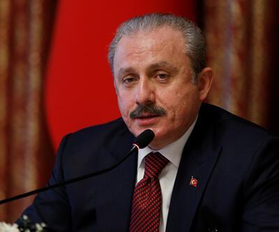 TBMM Başkanı Şentop'tan Libya açıklaması
