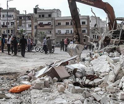 İdlib'de 11 günde 86 sivil yaşamını yitirdi