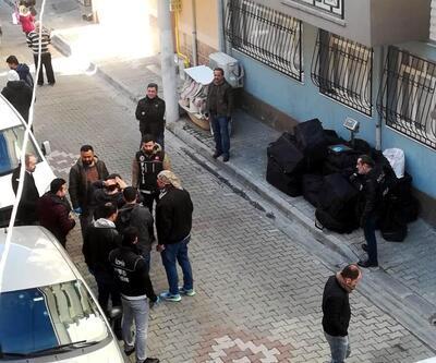 Emekli polisin evinden 258 kilo skunk çıktı