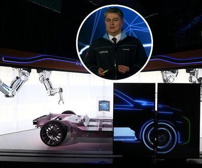 TOGG CEO'su Gürcan Karakaş yerli otomobilin teknik özelliklerini anlattı