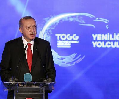 Yerli otomobil tanıtımında  Erdoğan'dan Oylum Talu'ya uyarı